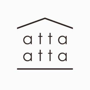 atta atta お片付け ロゴ