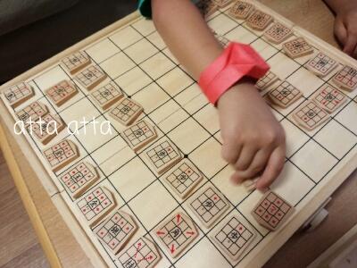 子ども 公文の将棋