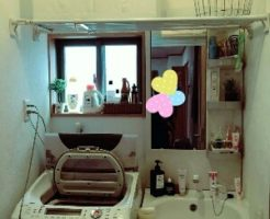 お客様宅 洗面所