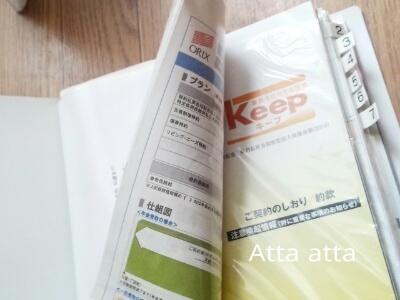 保険書類 保険証券 整理