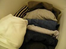 一度着たけど、洗わない洋服