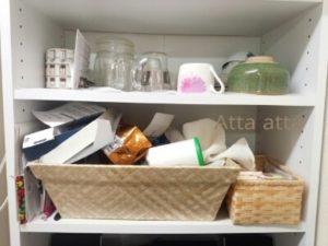 キッチン カップ 棚