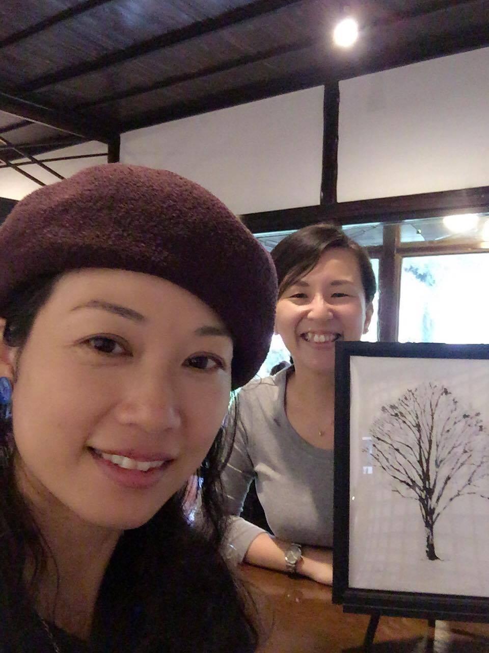 福岡 にじいろ絵画造形教室 藍子さん