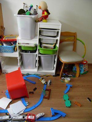 おもちゃコーナー トロファスト