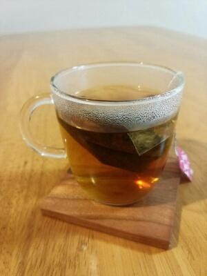 美味しいお茶