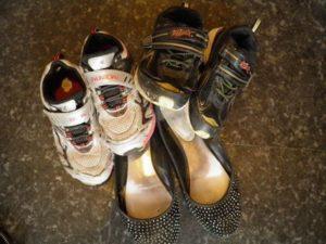 履きつぶした靴