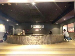 釣りのコーナー