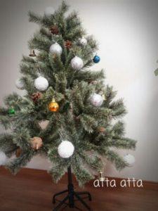 クリスマスツリー おしゃれに飾りたい