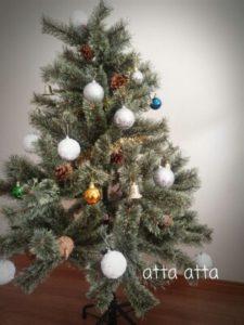 クリスマスツリー 120㎝ 賃貸