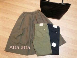 洋服 お買い物 スカート