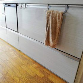 キッチン収納 片付け