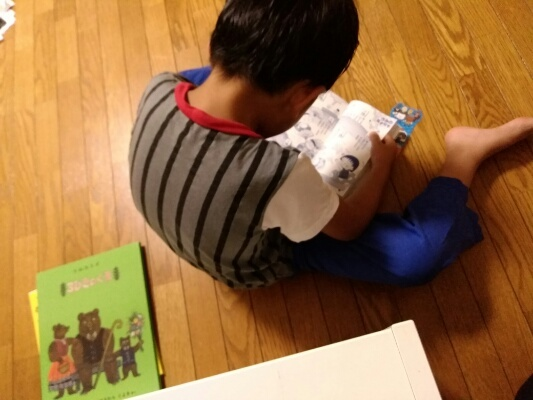 子どもが絵本好き&読書習慣がつく絵本の置き場は?