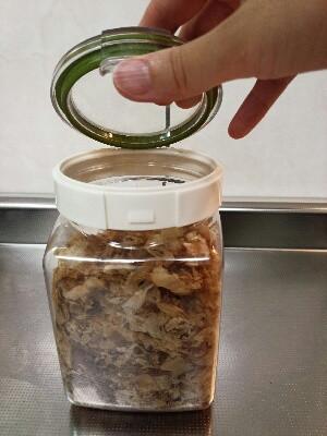 使いかけ食材の保存方法  フレッシュロック・袋とめクリップ・輪ゴム