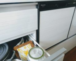 食器新井期 洗剤 収納場所