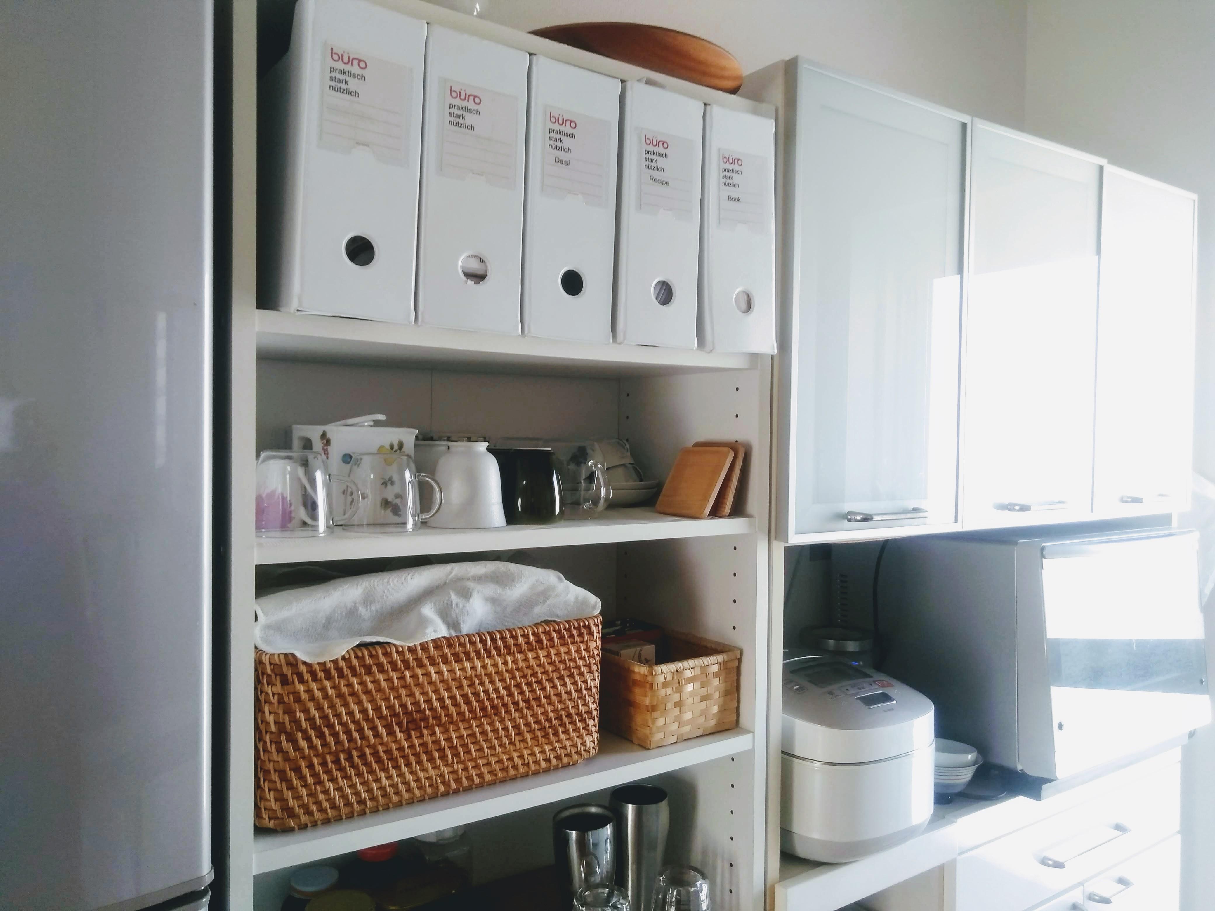 収納アドバイザーの自宅見学あり 「キッチンのお片付け講座」
