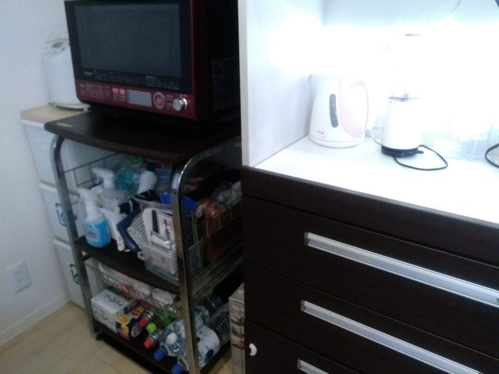 食器棚 アフター