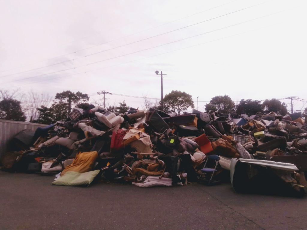 福岡 粗大ゴミ 捨て方