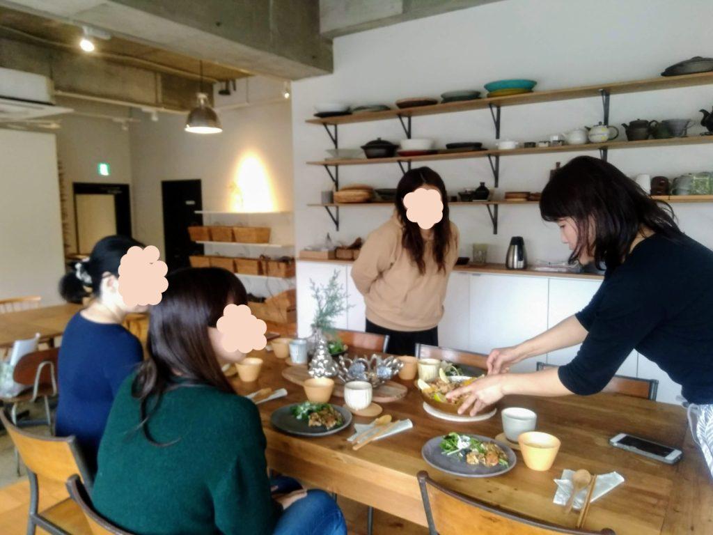 food studio loopヒラタマキコさん