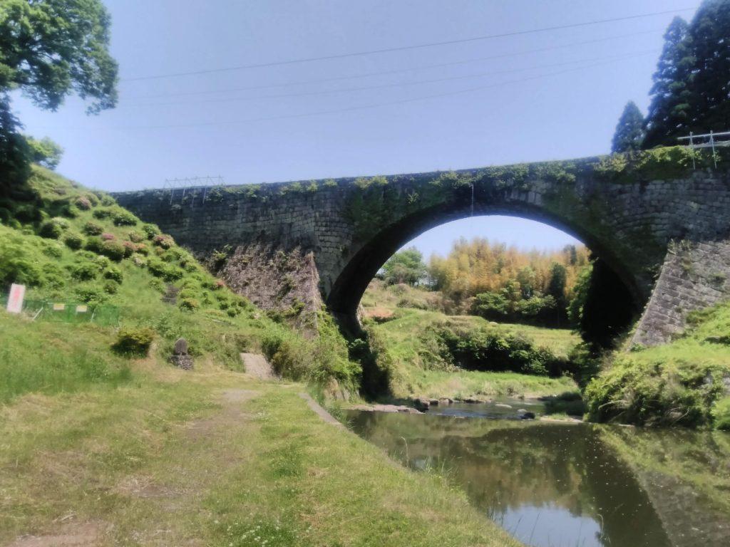 熊本の通潤橋