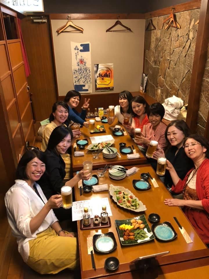 ポジティブ心理学 奈都子先生を囲む会