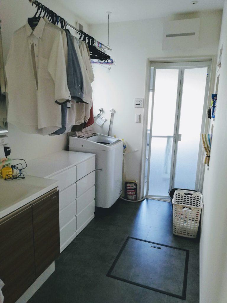 福岡 収納 片付け 洗面所