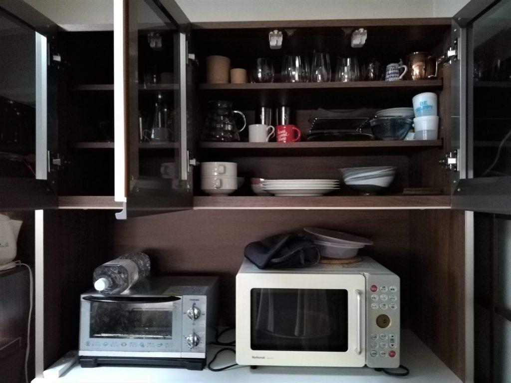 福岡 片付け 整理整頓 食器